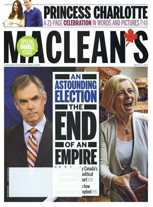 MAY 25, 2015 | Maclean's