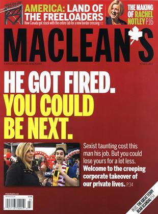 JUNE 1, 2015 | Maclean's