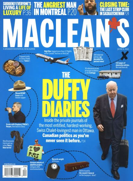 Issue: - June 2015 | Maclean's