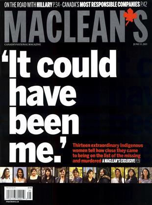 JUNE 15, 2015 | Maclean's