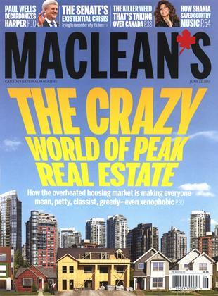 JUNE 22, 2015 | Maclean's