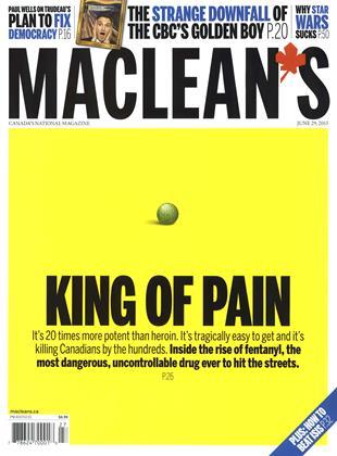 JUNE 29,2015 | Maclean's