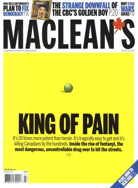 Issue: - JUNE 29 2015 | Maclean's
