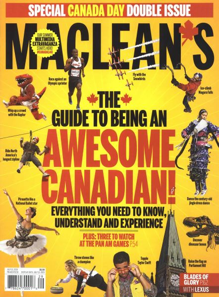 Issue: - July 2015 | Maclean's