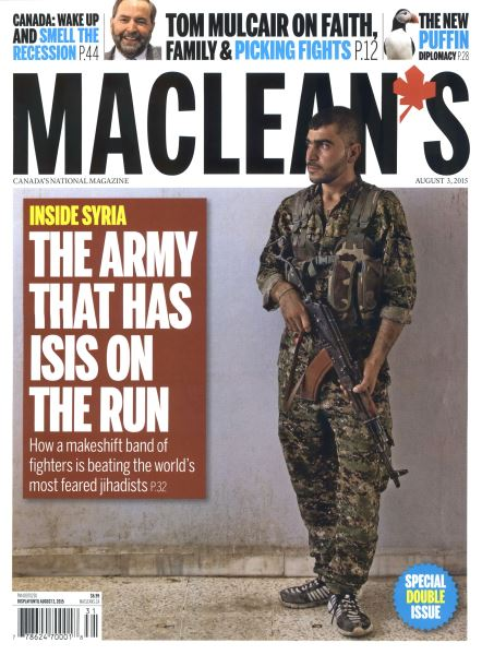 Issue: - August 2015 | Maclean's