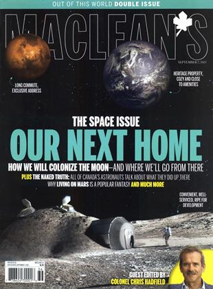 Cover for the August 31 2015 issue