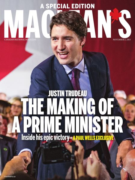 Issue: - November 2015 | Maclean's