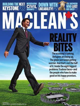 NOVEMBER 23, 2015 | Maclean's