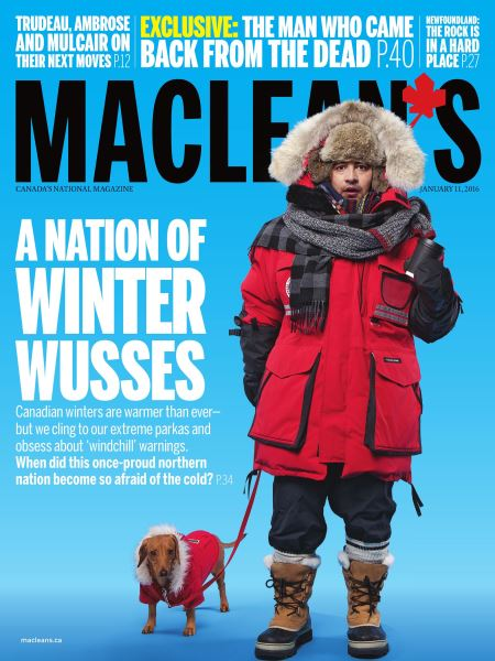Issue: - January 11 2016 | Maclean's