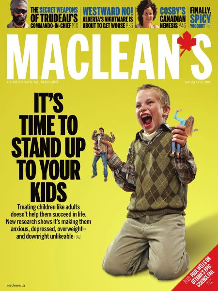 Issue: - January 18 2016 | Maclean's