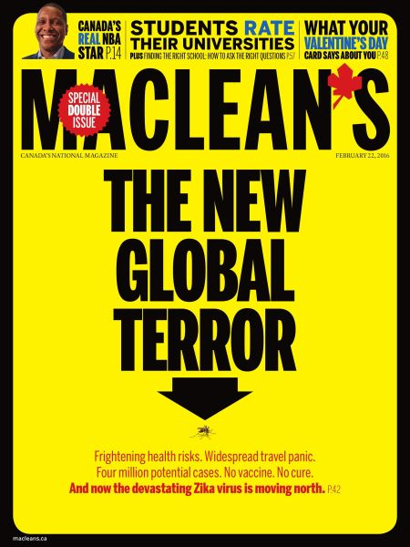 Issue: - February 15 2016 | Maclean's