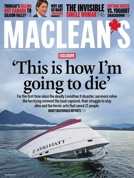 Issue: - March 7 2016 | Maclean's