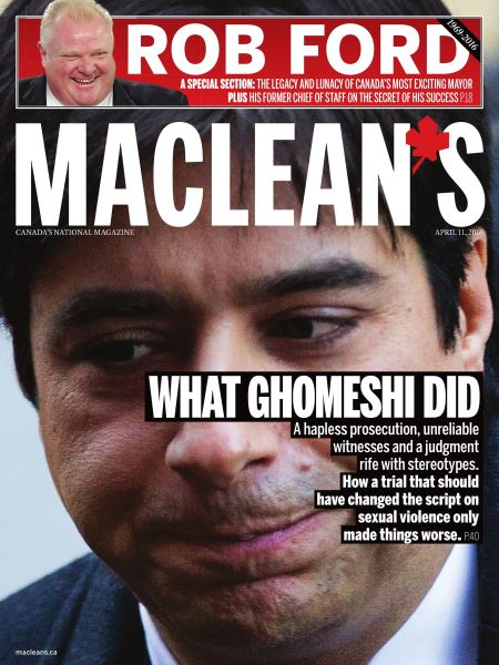 Issue: - April 11 2016 | Maclean's