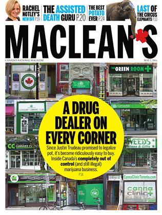 MAY 2, 2016 | Maclean's