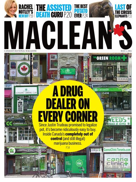 Issue: - May 2 2016 | Maclean's