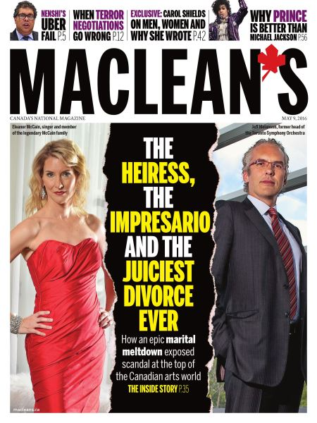 Issue: - May 9 2016 | Maclean's