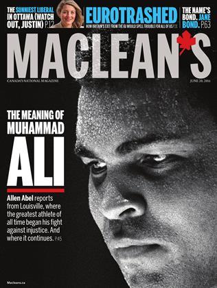 JUNE 20, 2016 | Maclean's