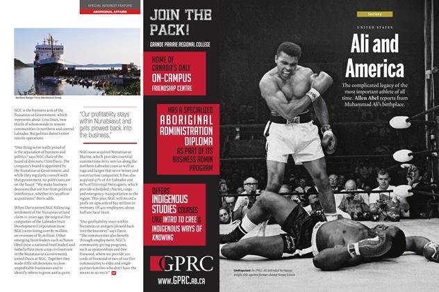 Ali and America