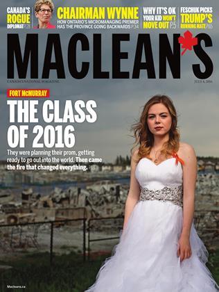 JULY 4, 2016 | Maclean's