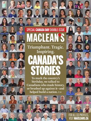 JULY 11 & 18, 2016 | Maclean's