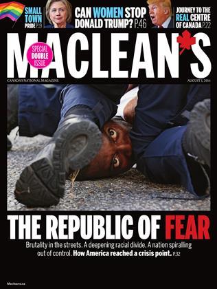 AUGUST 1, 2016 | Maclean's