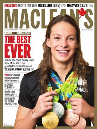 AUGUST 29, 2016 | Maclean's