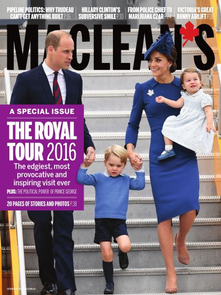 Issue: - October 10 2016 | Maclean's