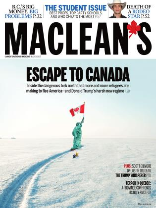 Cover for the March 1 2017 issue