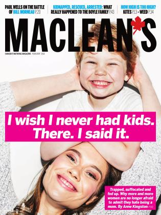 FEBRUARY 2018 | Maclean's