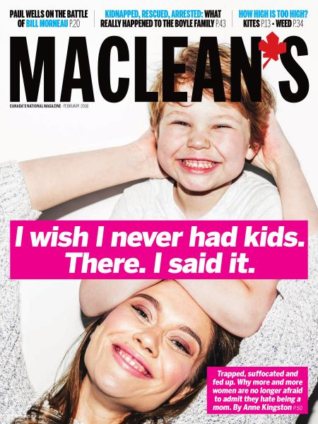 Issue: - FEBRUARY 2018 | Maclean's