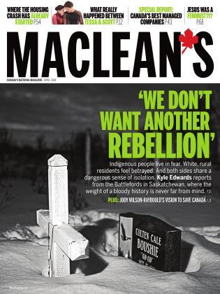 APRIL 2018 | Maclean's