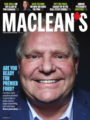 JUNE 2018 | Maclean's
