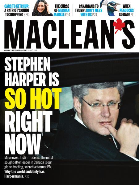 Issue: - AUGUST 2018 | Maclean's