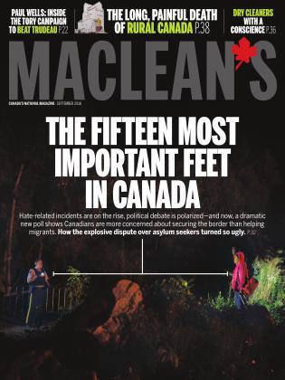 SEPTEMBER 2018 | Maclean's