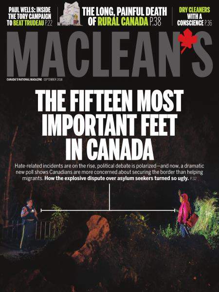 Issue: - SEPTEMBER  2018 | Maclean's
