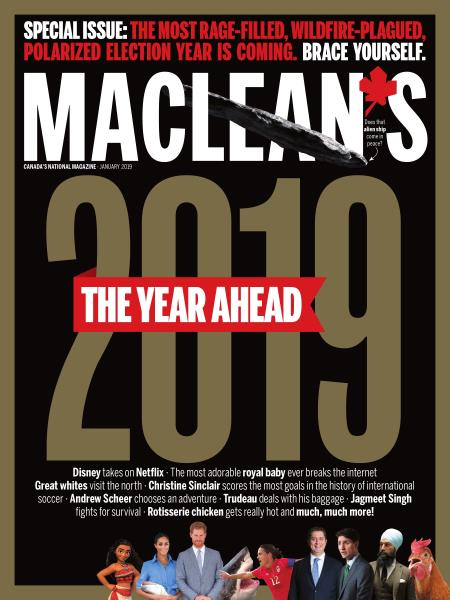 Issue: - JANUARY 2019 | Maclean's