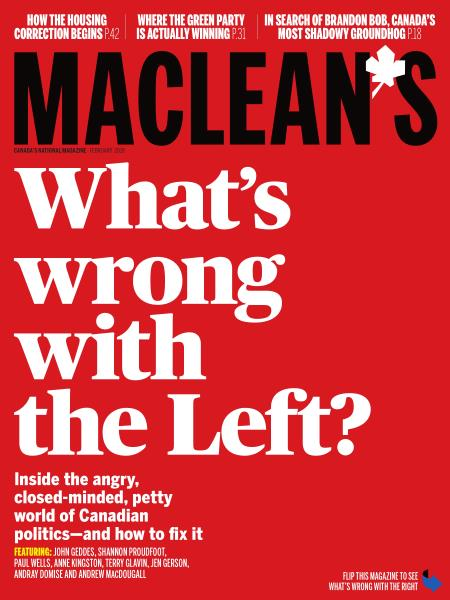 Issue: - FEBRUARY 2019 | Maclean's