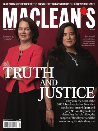 Cover for the May 1 2019 issue