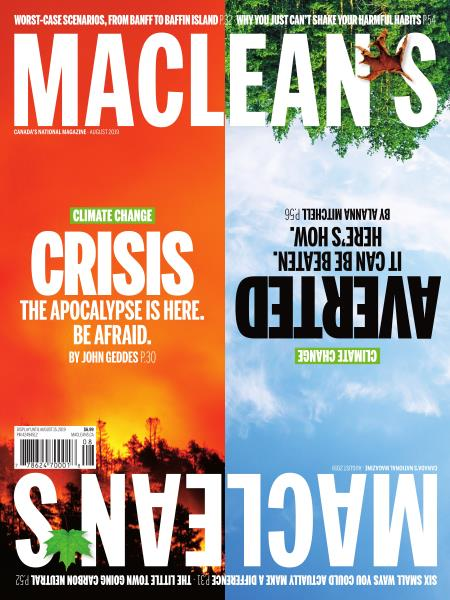 Issue: - AUGUST 2019 | Maclean's