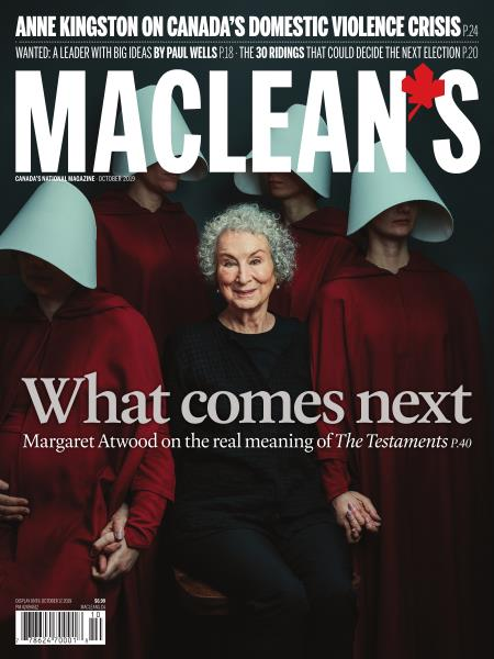 Issue: - OCTOBER 2019 | Maclean's