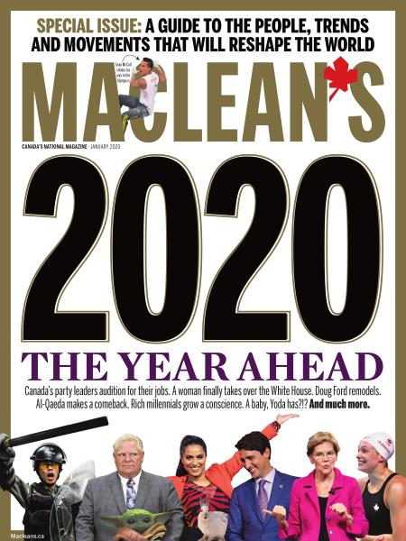 Issue: - JANUARY 2020 | Maclean's