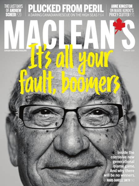 Issue: - FEBRUARY 2020 | Maclean's