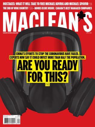 APRIL 2020 | Maclean's