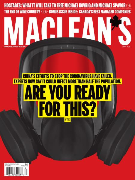 Issue: - APRIL 2020 | Maclean's