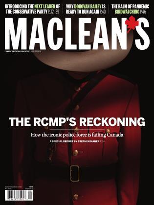 AUGUST 2020 | Maclean's