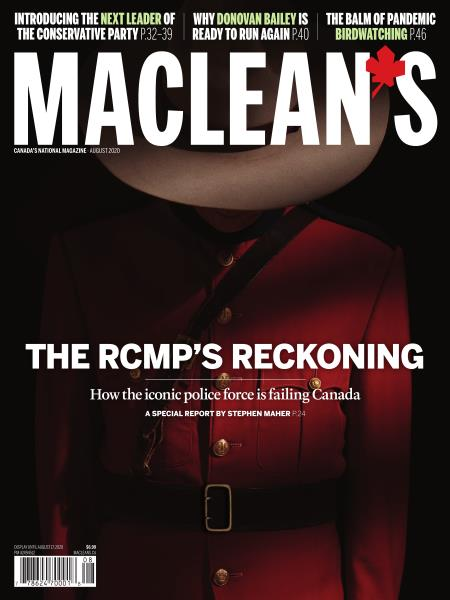 Issue: - AUGUST 2020 | Maclean's