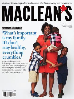 SEPTEMBER 2020 | Maclean's