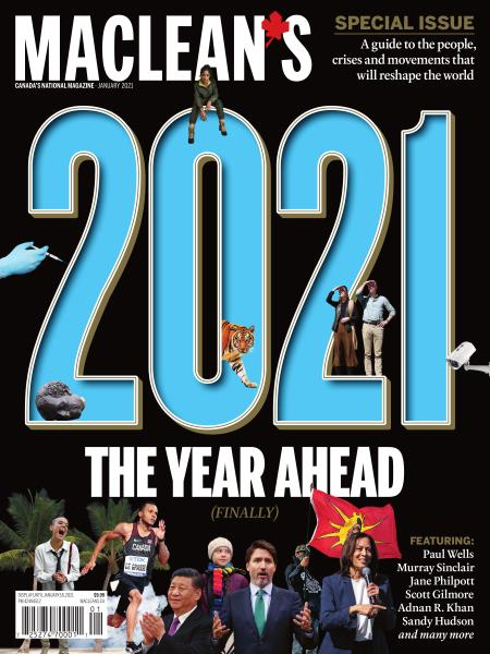 Issue: - JANUARY 2021 | Maclean's